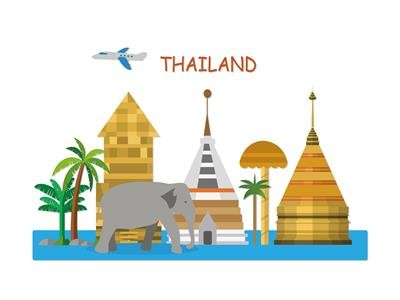 2021年泰国自由行的签证怎么办理?